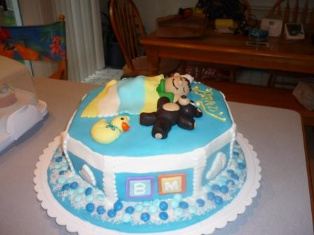 special occasion cakes, baby shower cakes,special party cakes Central MA Oxford