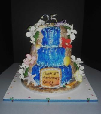 birthday cakes, wedding cakes, wedding shower cakes, adult cakes Central MA
